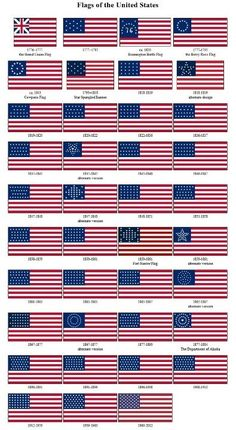 Our flags