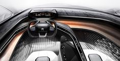 Peugeot Fractal 2015 on Behance