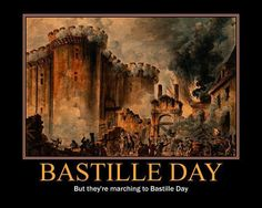 bastille day french independence day