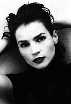 The beautiful Julia Ormond was the inspiration for Lily Monroe's character.