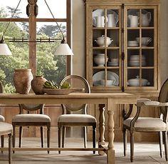 Interior wood color.