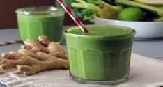 Ginger Smoothie A Detox Drink For The Whole Body