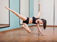 Trend-Workout Pole Dance: 6 Gründe für Fitness von der Stange #PoleDanceSilhouette