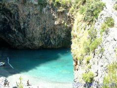 Le più belle spiagge in Calabria? #Arcomagno a San Nicola Arcella, Le belle Spiagge di San Nicola Arcella e la vicina #Praia a Mare