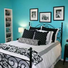 ... TURQUOISE BEDROOM IDEAS on Pinterest  Turquoise bedrooms, Turquoise