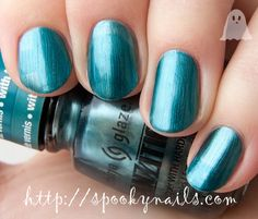 China Glaze Altered Reality (Transition. with top)