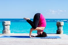 Yoga Photo Shootings. Riviera Maya. Yoga. Tulum.