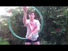Ghost Isolation Hula Hoop Trick Tutorial - YouTube