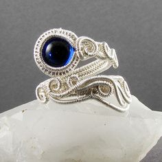 Awesome jewelry wire wrapped ring