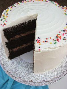 Heidi Bakes: Cake