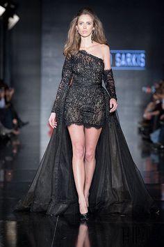 فؤاد سركيس [Fouad Sarkis] مجموعة 2015 - ملابس جاهزة