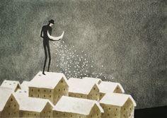 Toni Demuro Illustrations: NEVICO