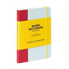 Magma Sketchbook: Design & Art Direction (mini edition)
