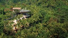 #Bali is calling your name & our hotel deals get you The Four Seasons Resort at Sayan! A breathtaking & hidden in a lush paradise beside the Ayung River. Escape and revitalise in a lush & intimate paradise enjoying Bali the right way! #travel