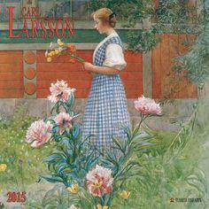 Carl Larsson kalender  2015 Tushita - 150539