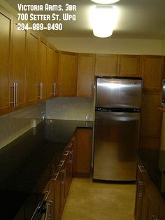 This could be your beautiful kitchen! Apartments for rent in St James, 1 bedroom 2 bedroom