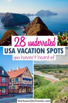 Underrated travel destinations: 28 fantastic vacation spots you need to visit