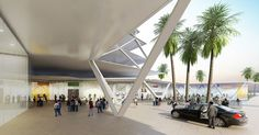 GreenBuilding magazine - One Airport Square by Mario Cucinella Architects. Architettura green in Ghana