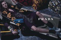 ☆ Amanda Murphy   Photography by Steven Meisel   For Prada Campaign   Resort 2014 ☆ #Amanda_Murphy #Steven_Meisel #Prada #2014