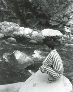 """Gallo Nero Edicionesさんのツイート: """"Contemplando el río... Yoshiharu Tsuge, 1967 https://t.co/SjhyhuuZT0"""""""