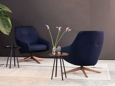 Puk Low armchair by Simon Pengelly for Montis
