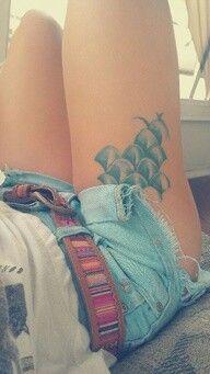Mermaid tattoo love ittt  M.M♥