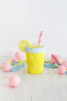 Lemonade Pinata