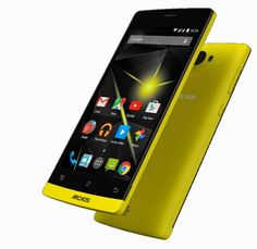 ARCHOS unveils Diamond smartphone.