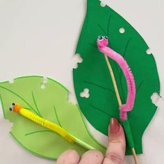 Animal Crafts For Kids, Paper Crafts For Kids, Craft Activities For Kids, Toddler Crafts, Preschool Crafts, Diy For Kids, Fun Crafts, Summer Crafts, Easter Crafts