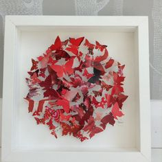 Brighten up an empty wall with this gorgeous 3D wall art. Hung as a single picture or as part of a group these pictures are sure to get