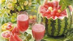 Рецепт «Арбузного лимонада»