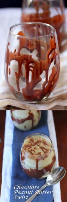 Grain Crazy: Chocolate Peanut Butter Swirl
