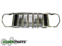 2008-2012 Jeep Liberty Sport Models KK Grille Chrome GENUINE MOPAR OEM NEW #Mopar