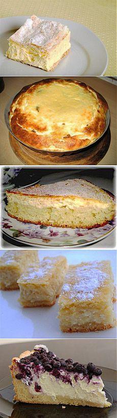 Творожные пироги – удовольствие с пользой!