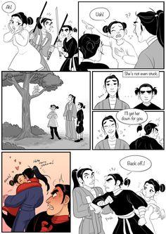 Pucca: CF Page 1 by LittleKidsin.deviantart.com on @DeviantArt