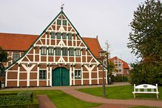 Jork is a small town on the left bank of the Elbe, near Hamburg (Germany).
