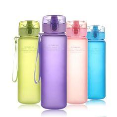 Water Bottle 400 ML 560 ML (BPA Free) #400-ml-water-bottle #560-ml-water-bottle #beach