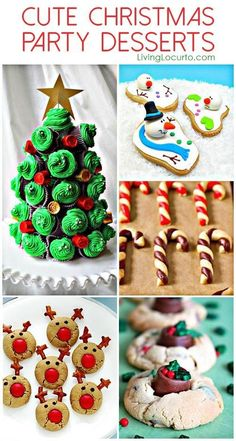 1000 images about food crafts christmas on pinterest for Desserts to take to a christmas party