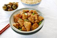 Teriyaki Tofu (Gluten Free)