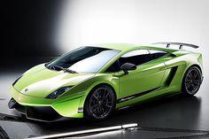 Ten fastest cars of 2013:  The Lamborghini Gallardo LP 570-4 Super leggera.  Top speed:  202 MPH