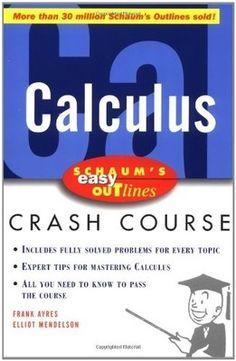 Schaum's Outline Calculus | Schaum's Easy Outline of Calculus Abridged ed Edition - Buy Schaum's ...
