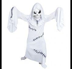 Kostium hallowenowy dla dzieci DUCH - nooki - Kostiumy na Halloween