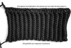 Hekel Idees: Gratis Patroon: Vingerlose Handskoene. Crochet Patterns, Beanie, Afrikaans, Inspiration, Accessories, Etsy, Fashion, Biblical Inspiration, Moda