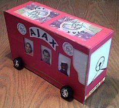 Leukste ideeeen voor een Sinterklaas surprise knutselen - Mama Weetjes Cigar Box Diy, Diy Box, Unicorn Surprise, Crafts For Kids, Diy Crafts, Boyfriend Crafts, Valentine Box, Collage, Santa Gifts