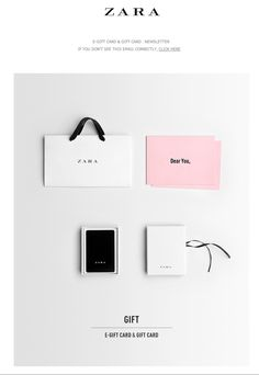 Warby Parker Gift Card Packaging, designed by High Tide ...