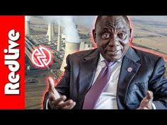 Eskom Sabotaging ANC President Cyril Ramaphosa South African Celebrities, Presidents, Shit Happens, Videos, Fictional Characters, Fantasy Characters