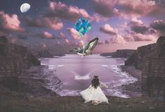 #fantasyart #compositephotography #digitalart Floating whale Fantasy Portraits, Fantasy Photography, Believe In Magic, Visual Effects, Unique Photo, Mythical Creatures, Lightroom, Storytelling, Whale