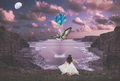 #fantasyart #compositephotography #digitalart Floating whale