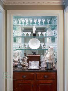 Mirror And Glass Shelves Reversadermcreamcom