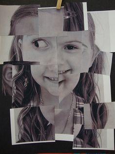 Hockney mixed up faces | Flickr - Photo Sharing!